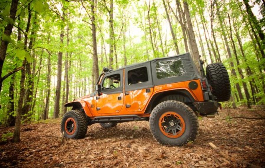 Jeep Wrangler JK 4-Door