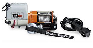 WARN Winch For Jeep Wranglers